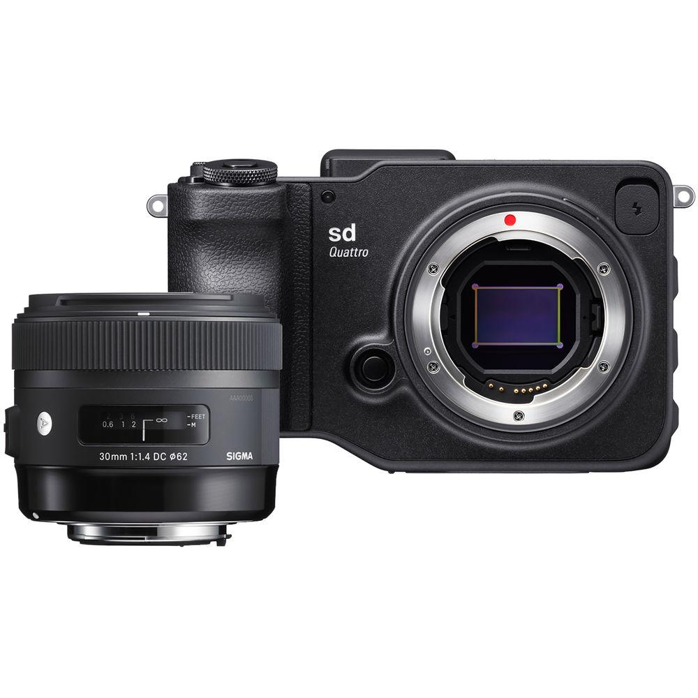 image of Sigma sd Quattro