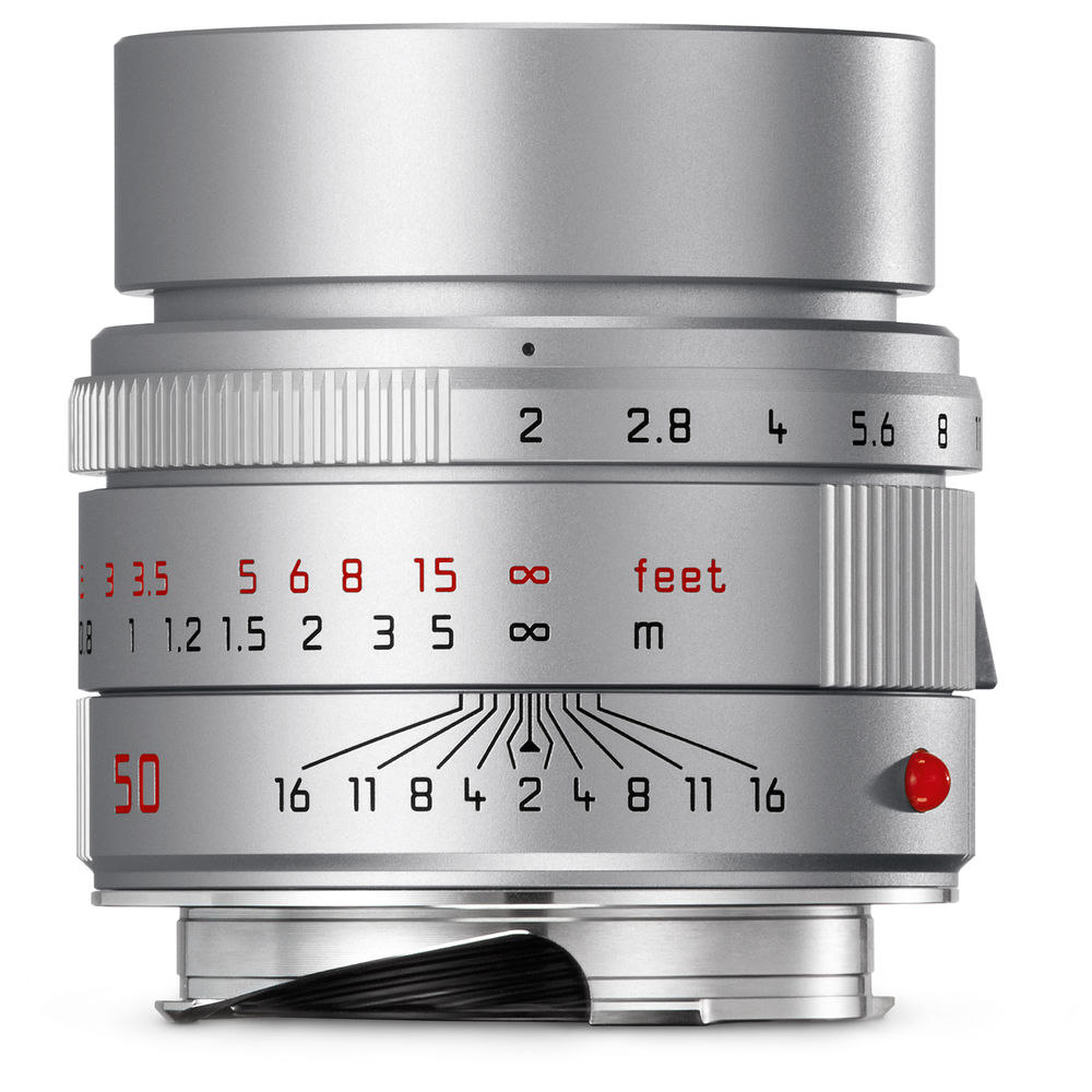 image of Leica 50mm f/2 Summicron-M
