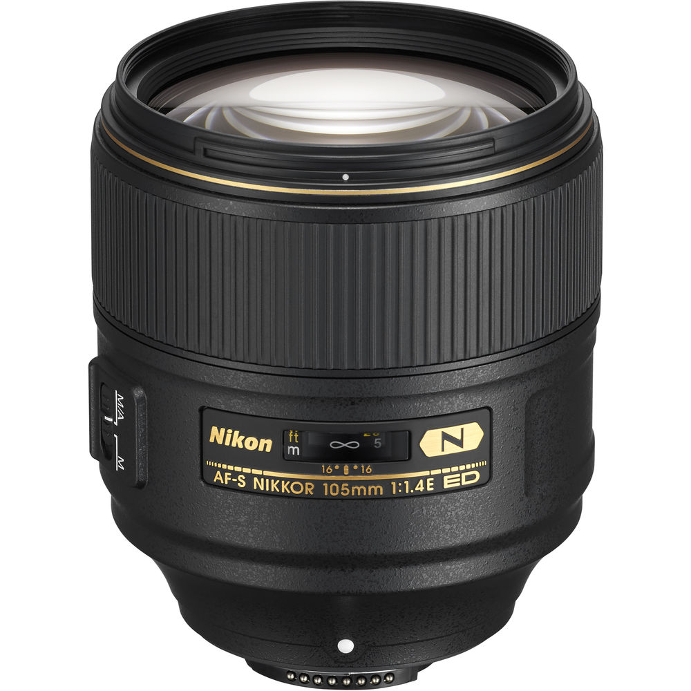 image of Nikon AF-S 105mm f/1.4E ED