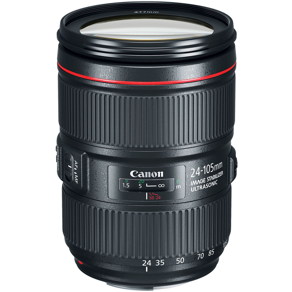 image of Canon EF 24-105mm f/4L IS II