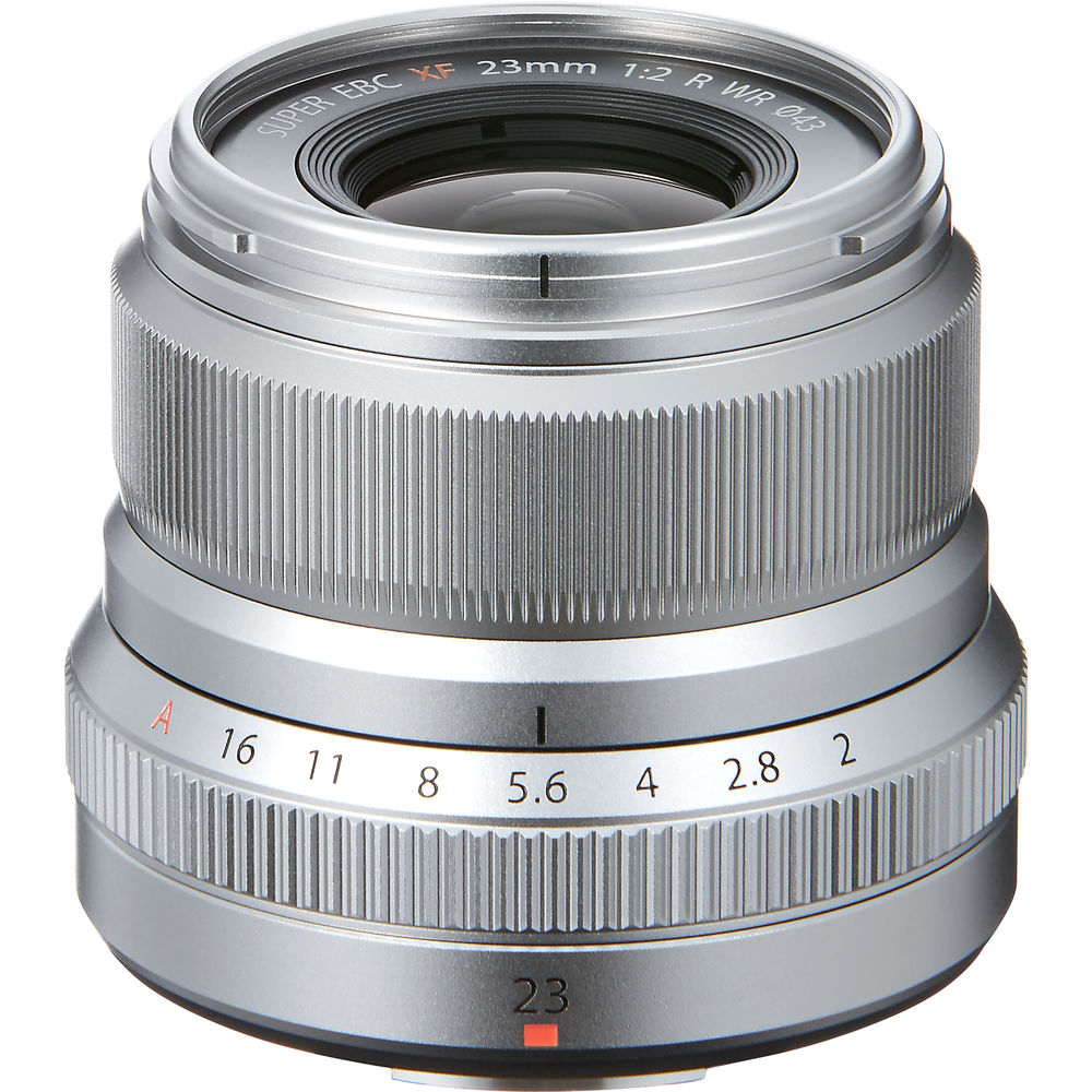 image of Fujifilm XF 23mm f/2 R WR