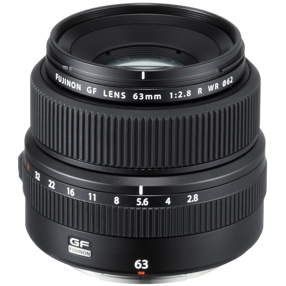 image of Fujifilm GF 63mm f/2.8 R WR