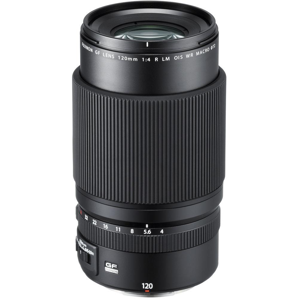 image of Fujifilm GF 120mm f/4 Macro R LM OIS WR
