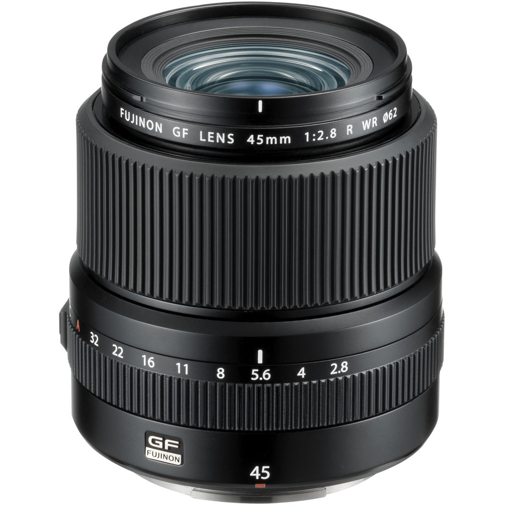 image of Fujifilm GF 45mm f/2.8 R WR