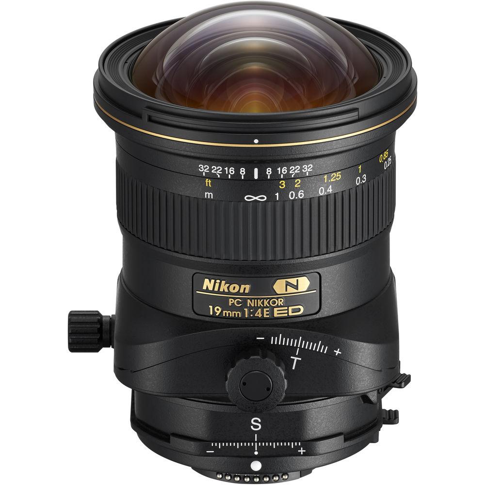 image of Nikon PC-E 19mm f/4E ED