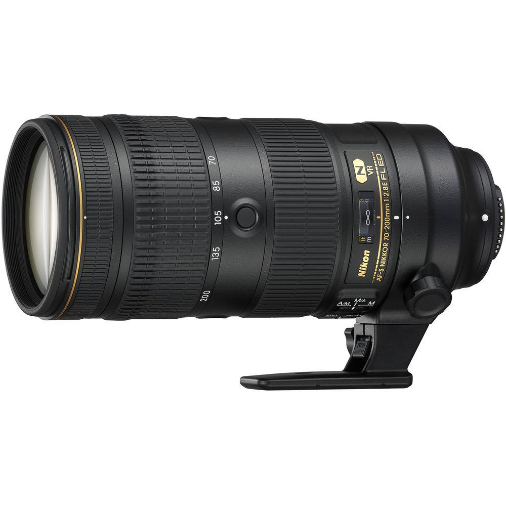 image of Nikon AF-S 70-200mm f/2.8G ED VR