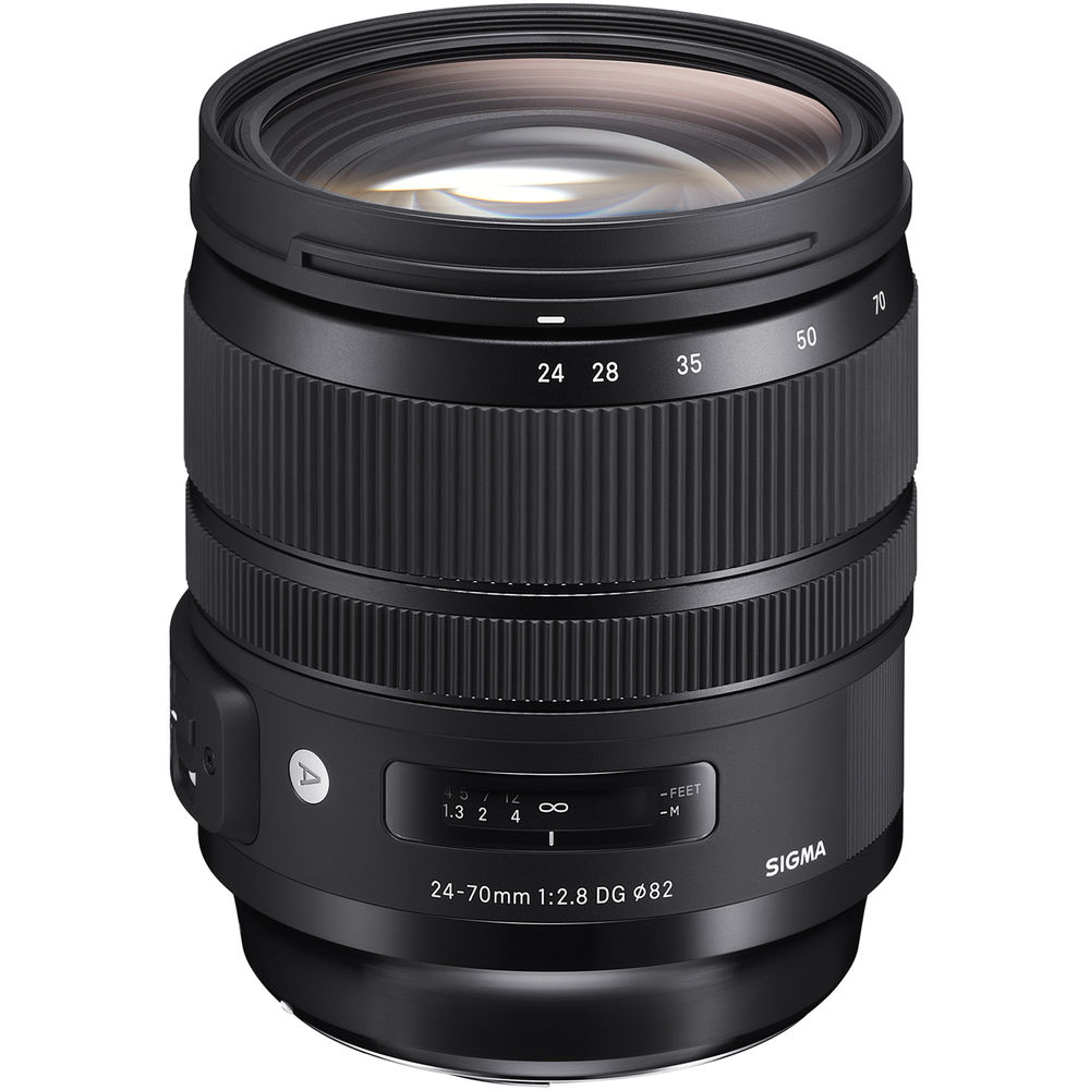 image of Sigma 24-70mm f/2.8 DG DN Art