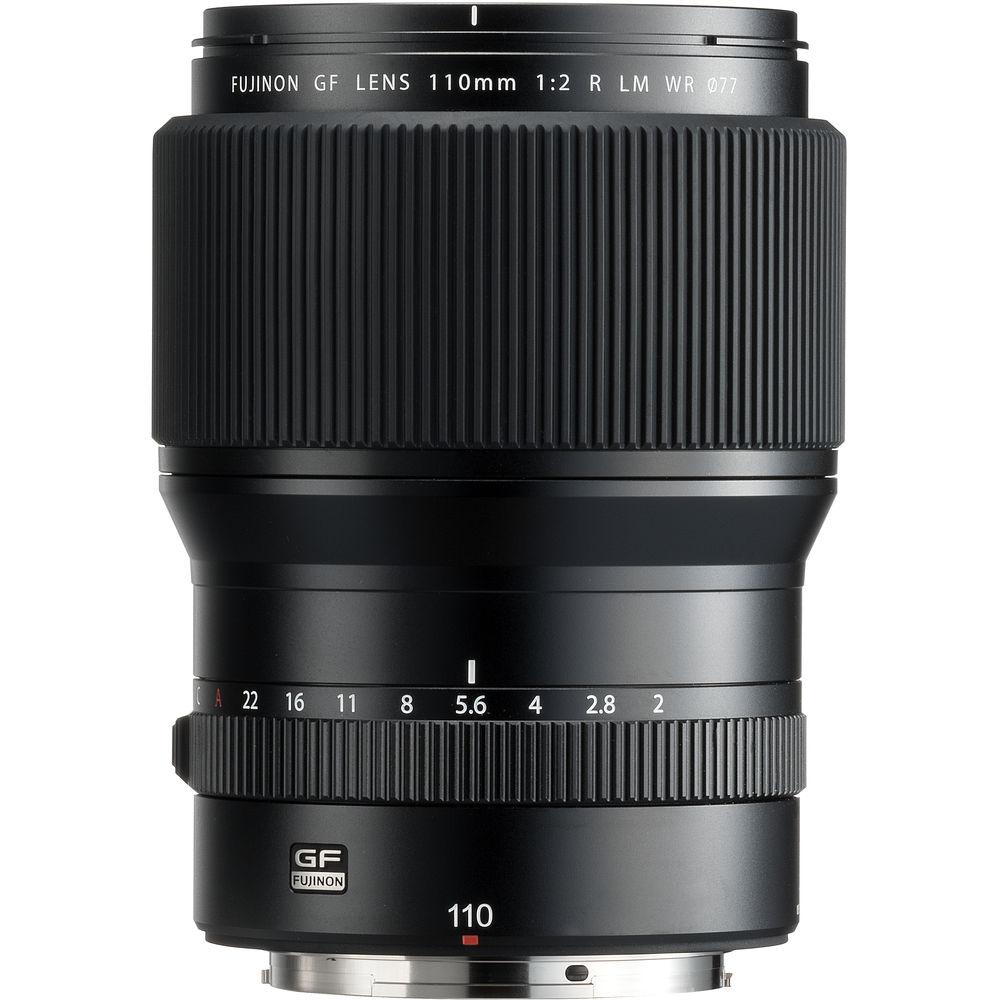 image of Fujifilm GF 110mm f/2 R LM WR