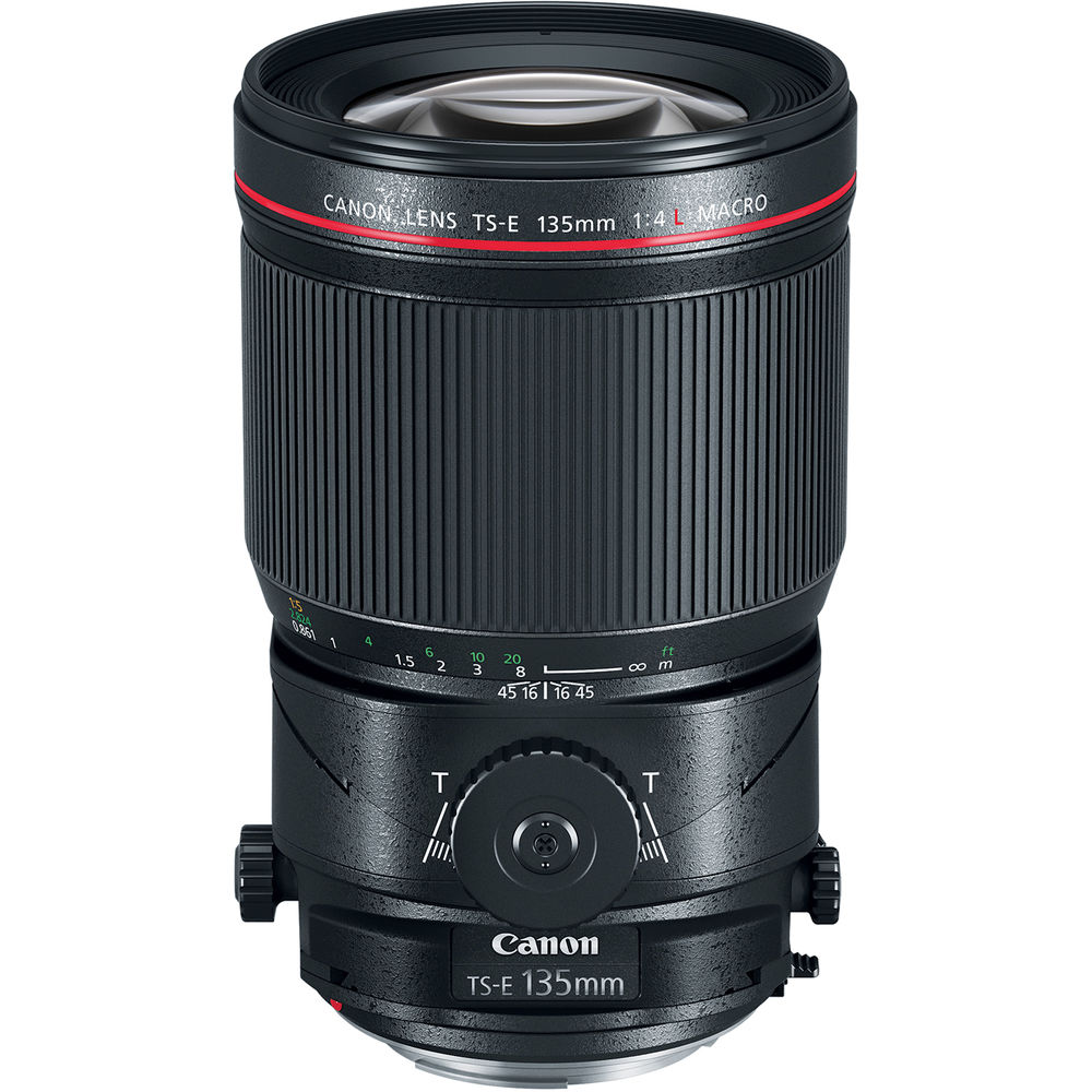 image of Canon TS-E 135mm f/4L