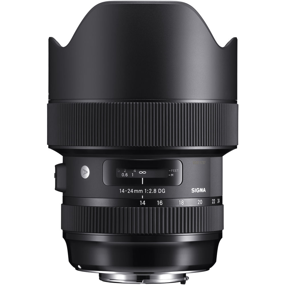 image of Sigma 14-24mm f/2.8 DG HSM Art