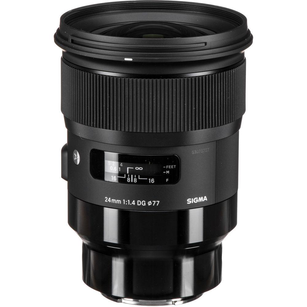 image of Sigma 24mm f/1.4 DG HSM Art