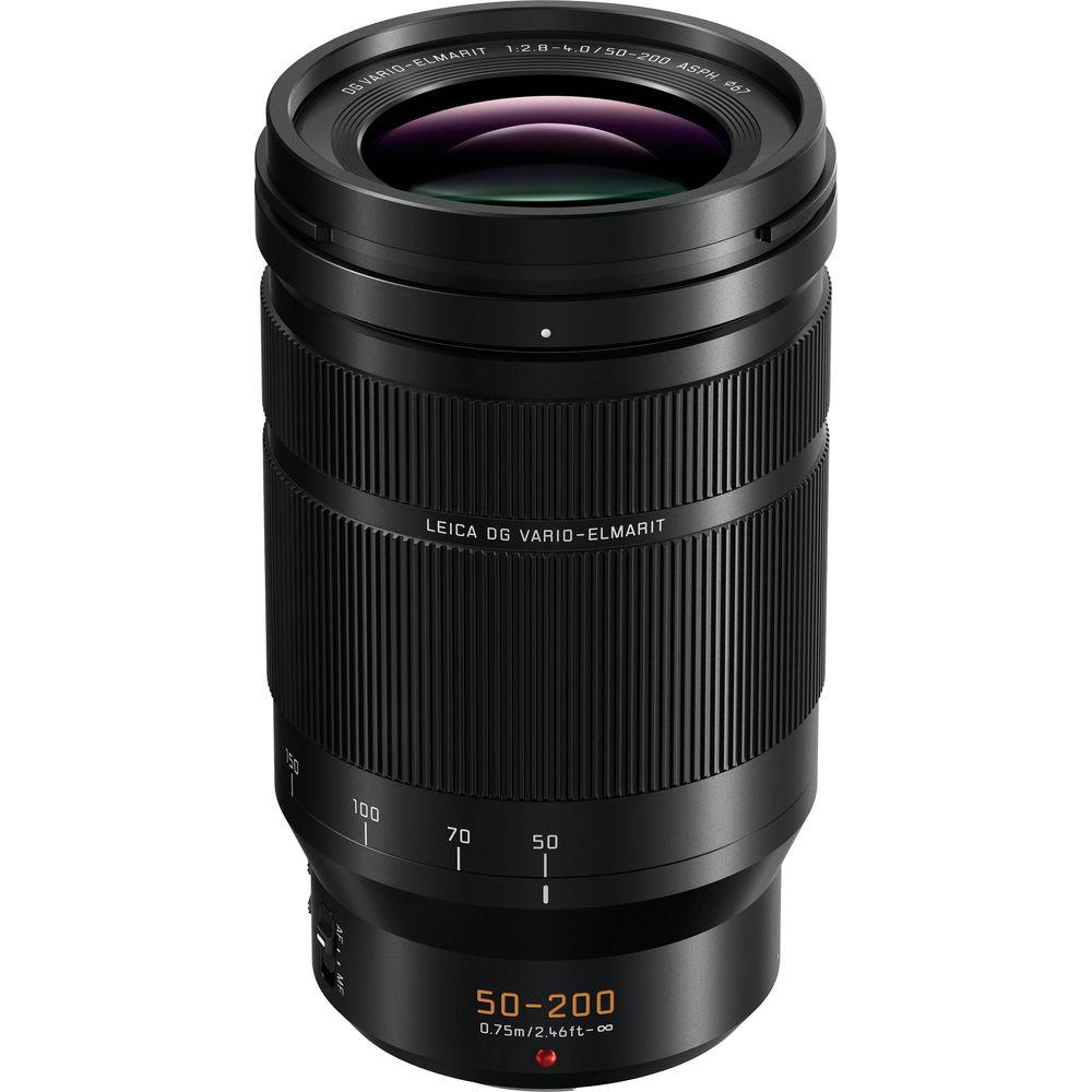 image of Panasonic Leica DG Elmarit 200mm f/2.8 POWER OIS