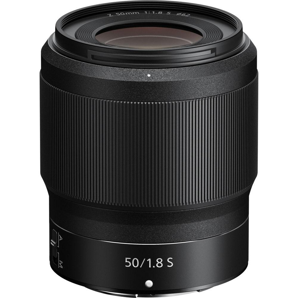 image of Nikon NIKKOR Z 50mm f/1.8 S