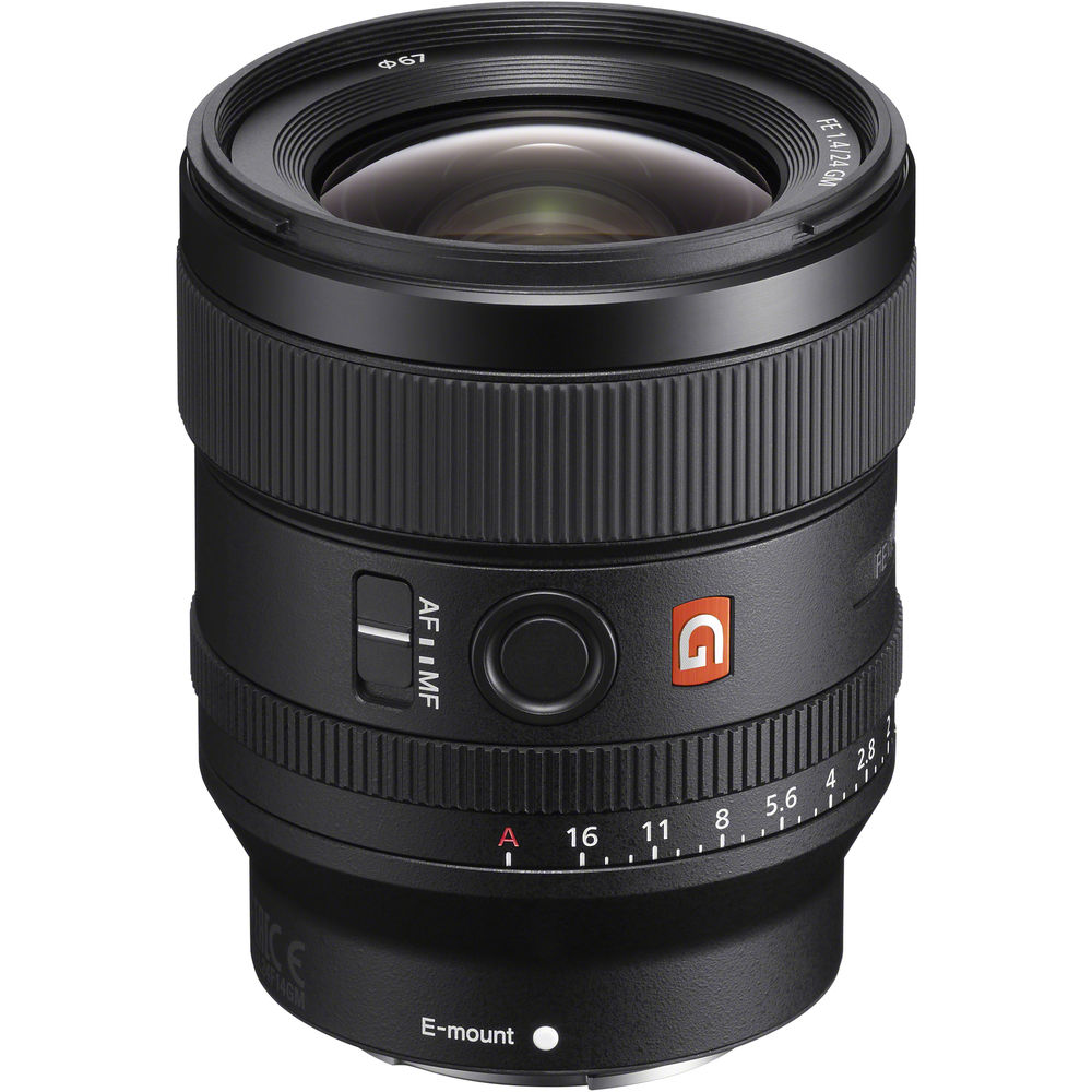 image of Sony FE 24mm f/1.4 GM