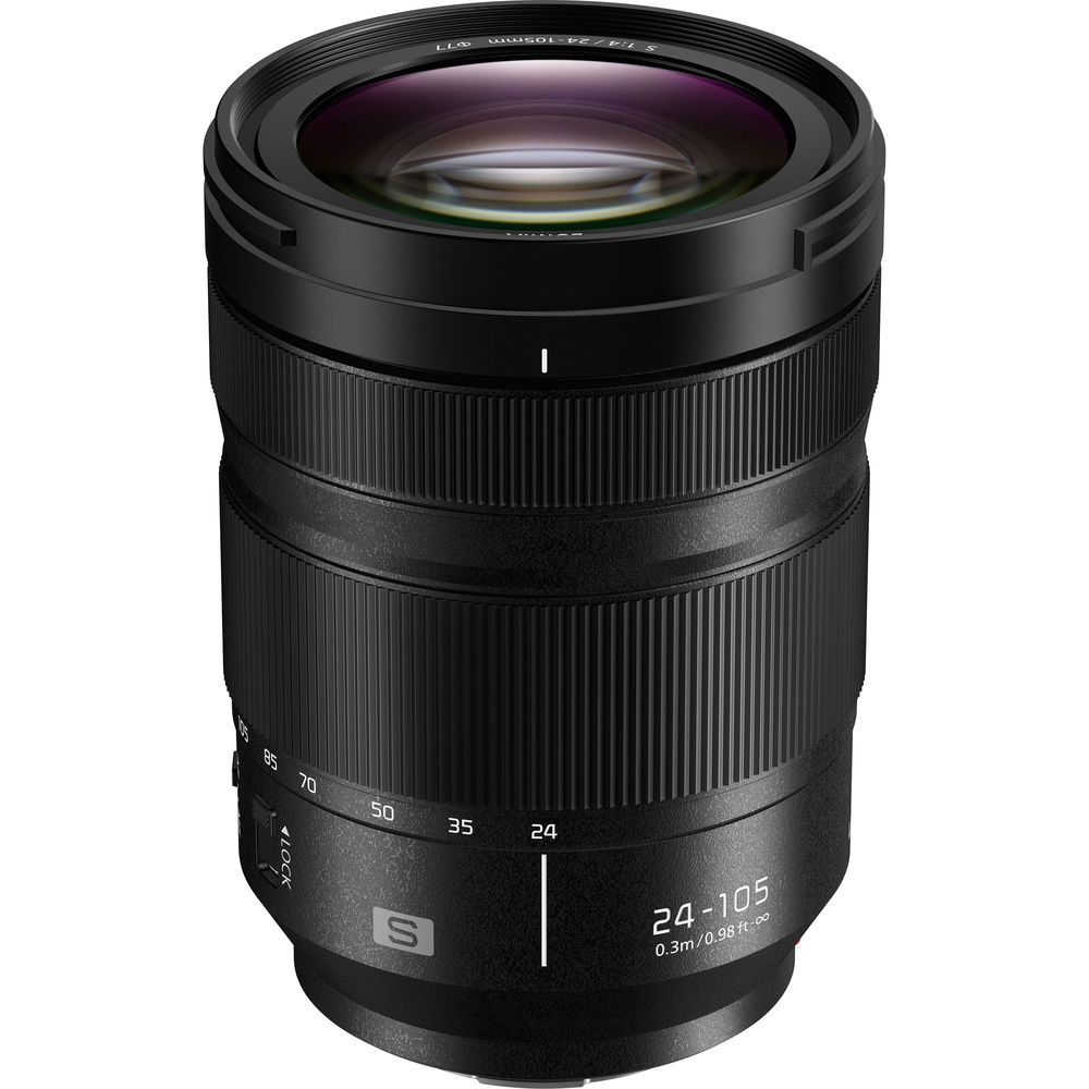 image of Panasonic Lumix S 24-105mm f/4 Macro OIS