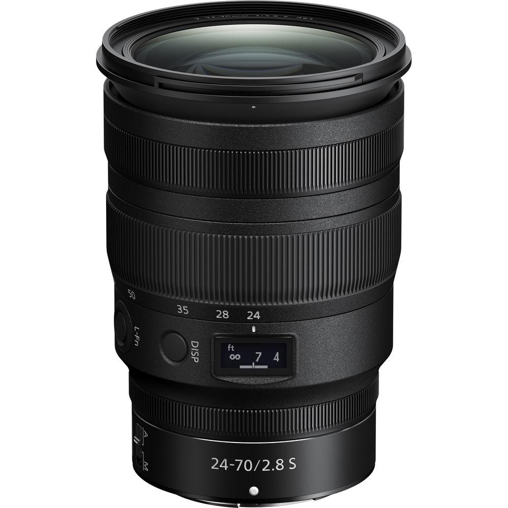 image of Nikon NIKKOR Z 24-70mm f/2.8 S