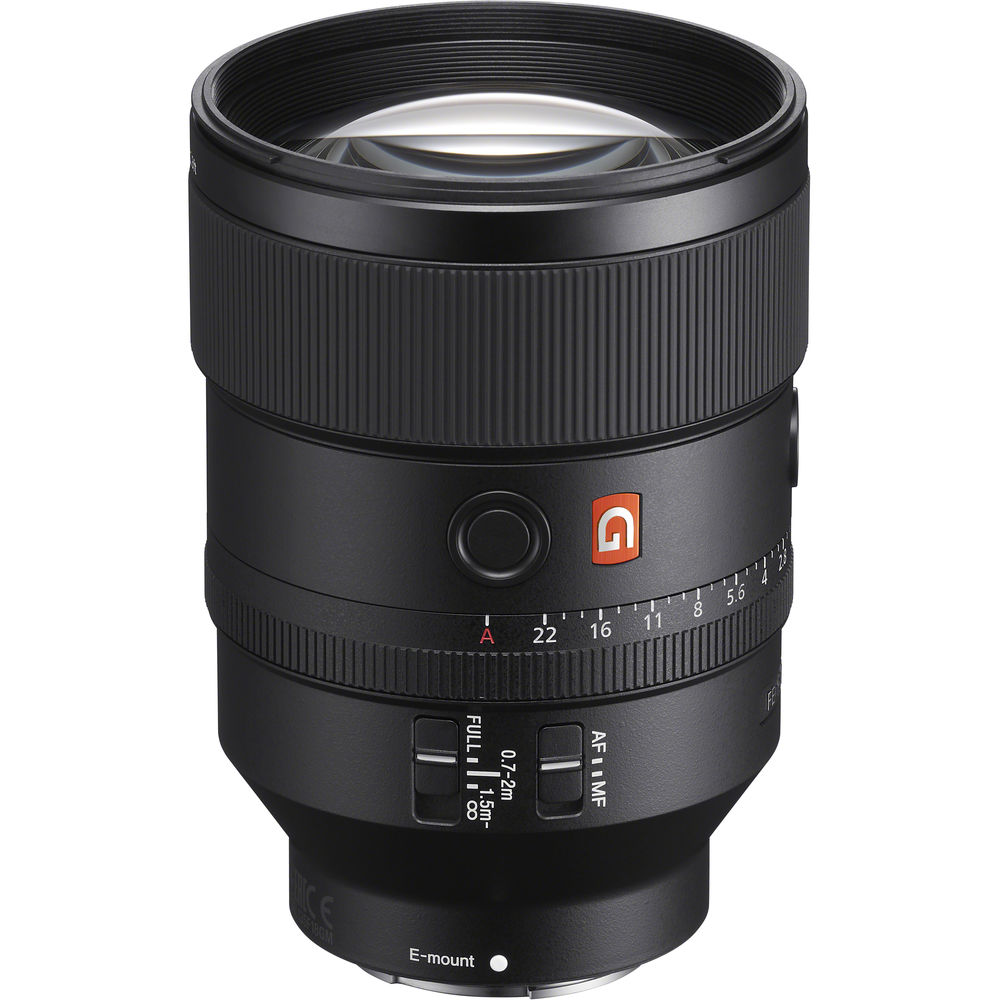 image of Sony FE 135mm f/1.8 GM