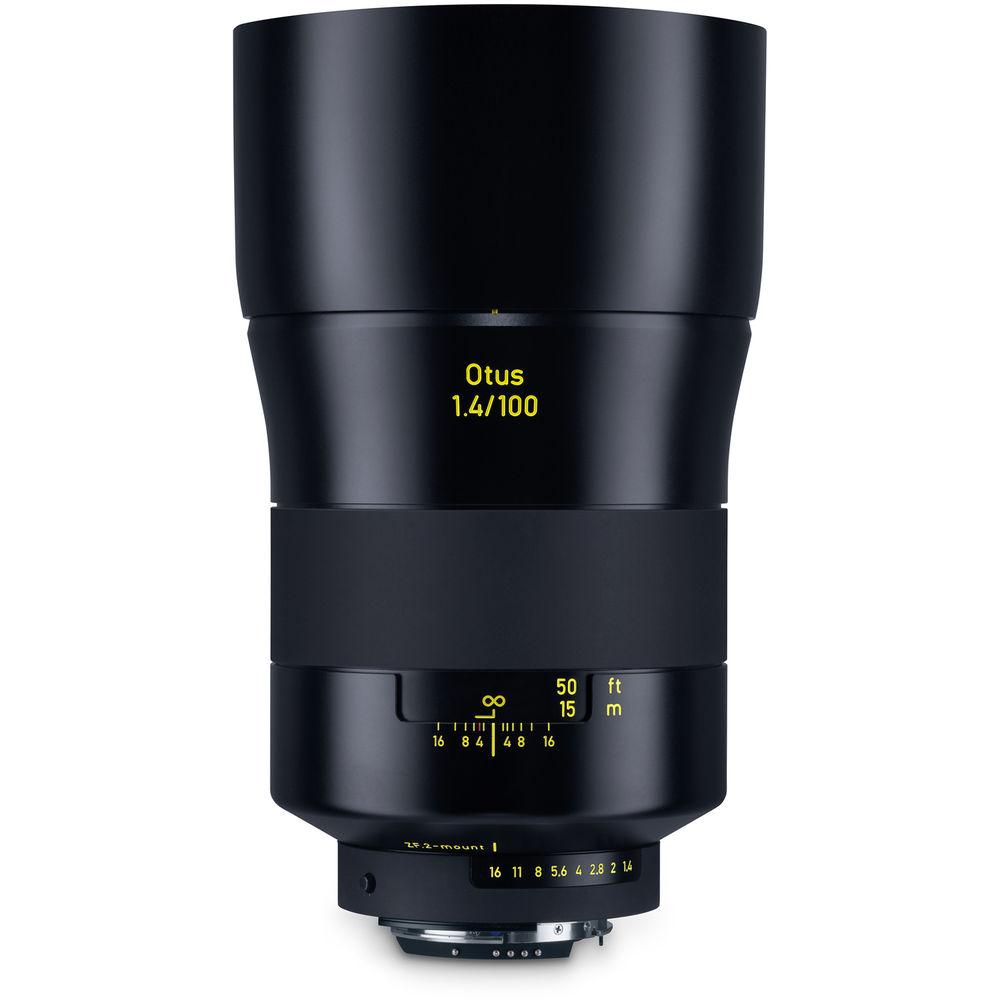 image of Zeiss Otus 100mm f/1.4 APO-Sonnar