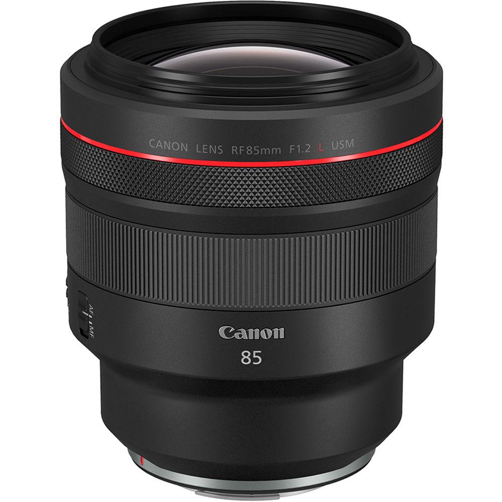 image of Canon RF 85mm f/1.2L USM