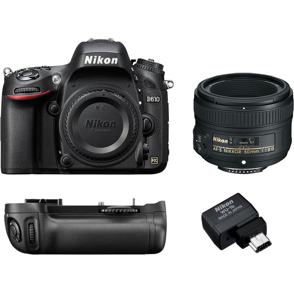 image of Nikon D610