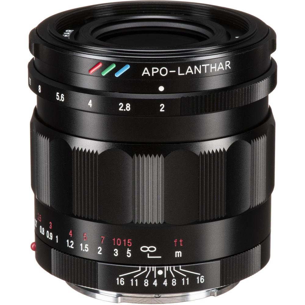 image of Voigtlander FE APO-Lanthar 50mm f/2 Aspherical