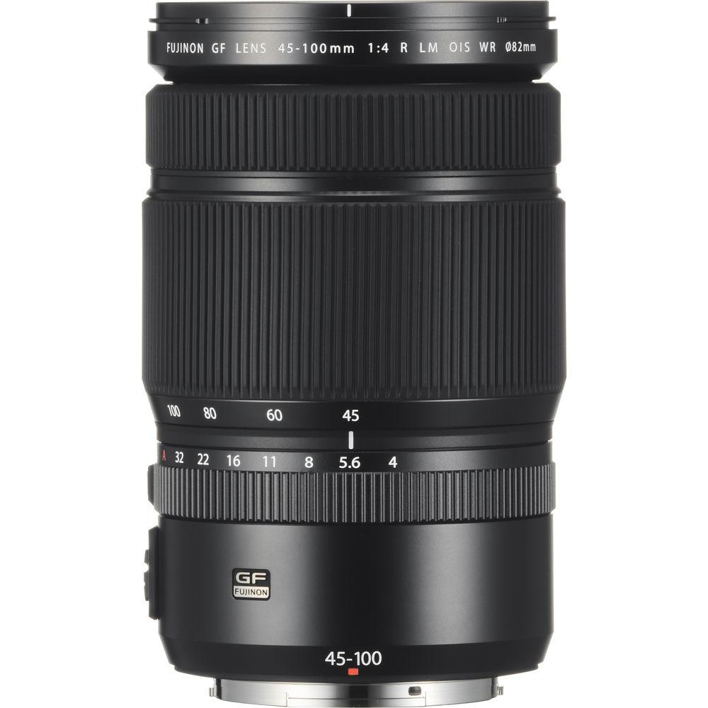 image of Fujifilm GF 45-100mm f/4 R LM OIS WR
