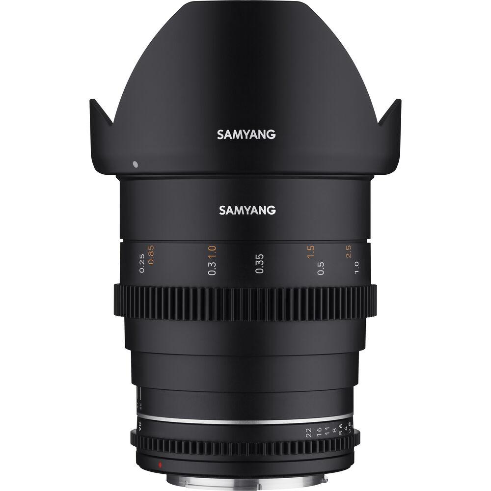 image of Samyang 24mm T/1.5 VDSLRII Cine