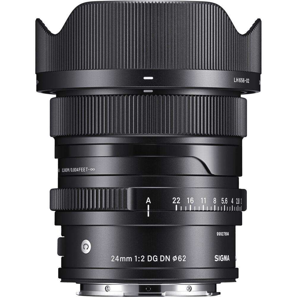 image of Sigma FE 24mm f/2 DG DN Contemporary