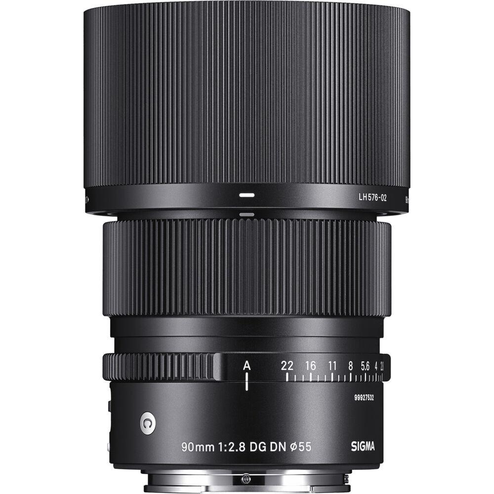 image of Sigma FE 90mm f/2.8 DG DN Contemporary