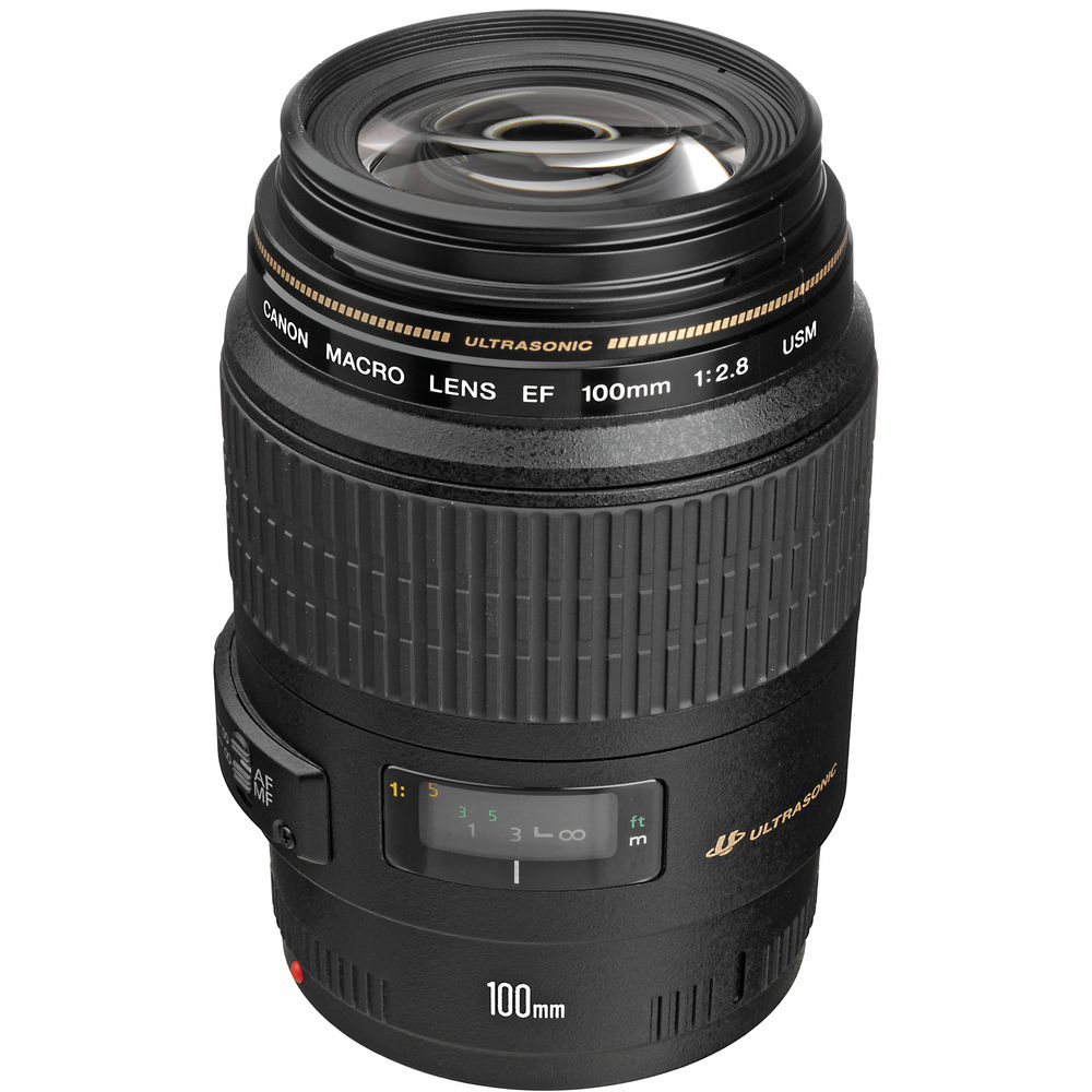 image of Canon EF 100mm f/2.8L IS Macro