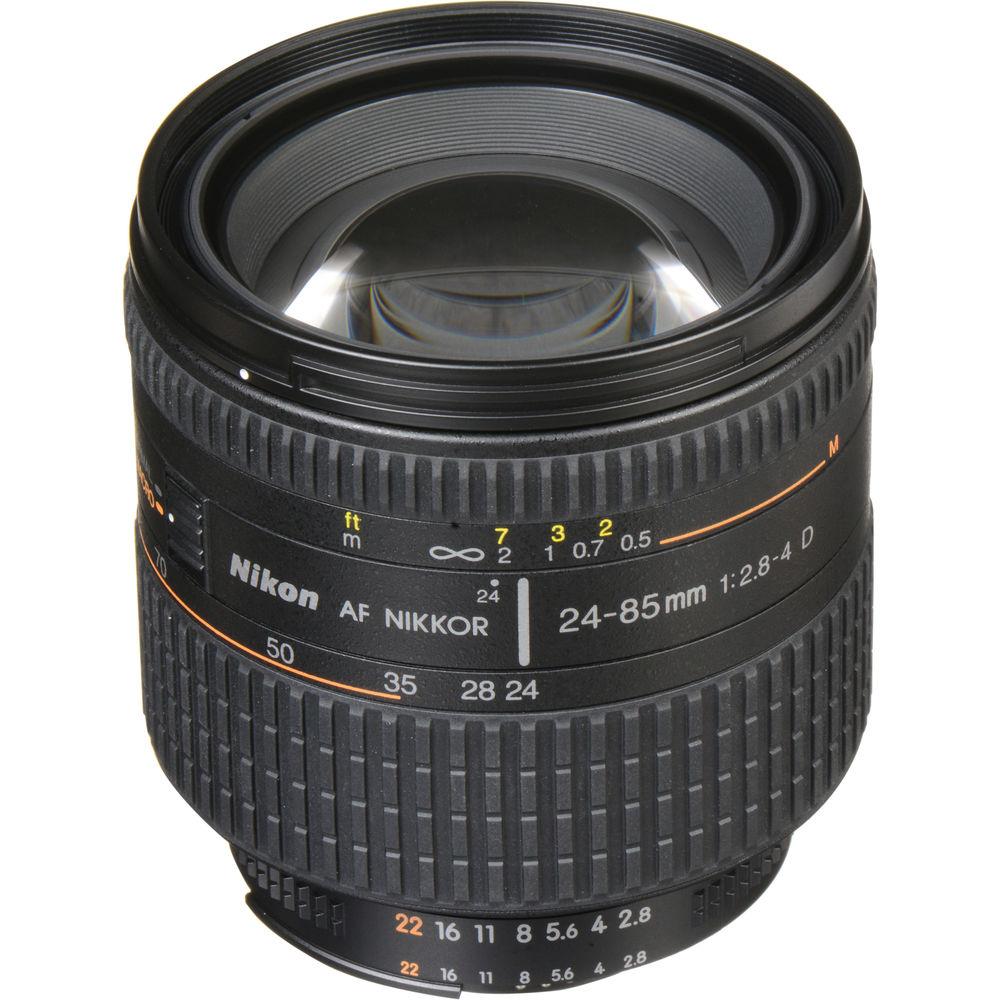 image of Nikon AF-S 24-70mm f/2.8E ED VR