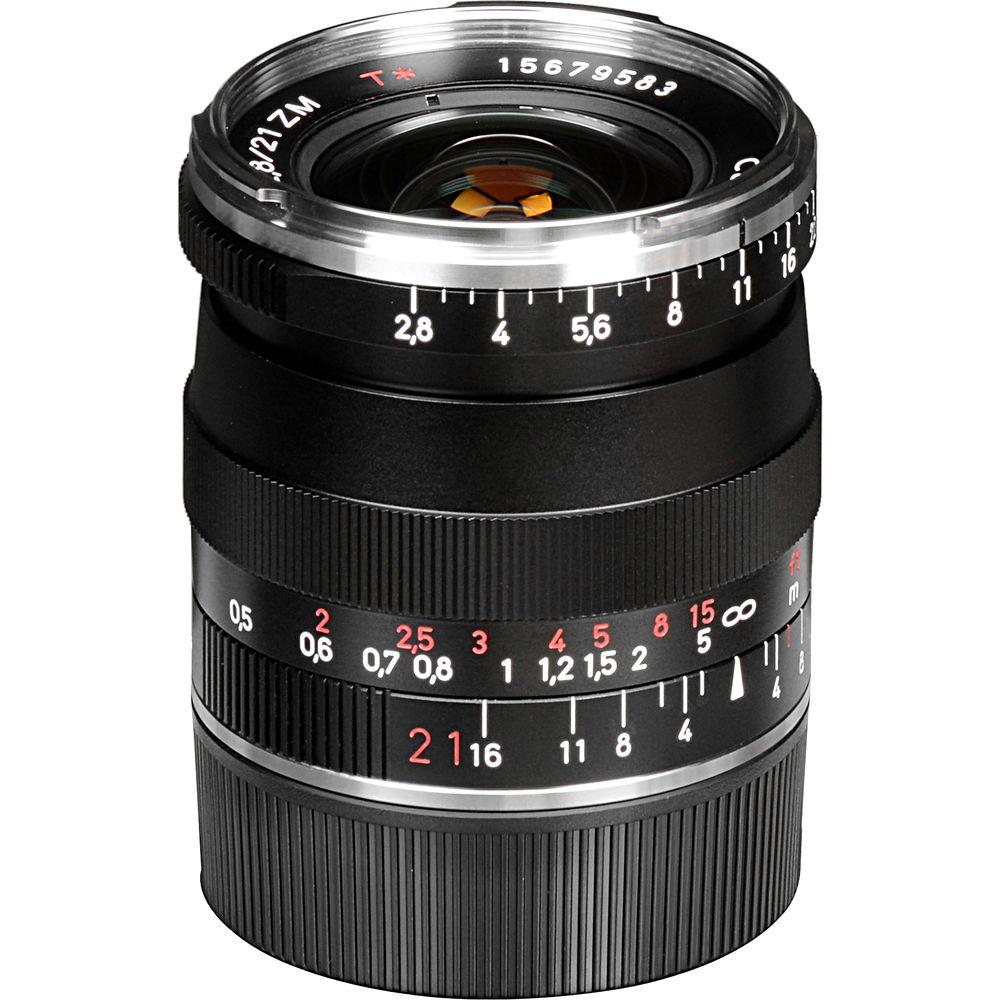 image of Zeiss ZM 21mm f/2.8 Biogon