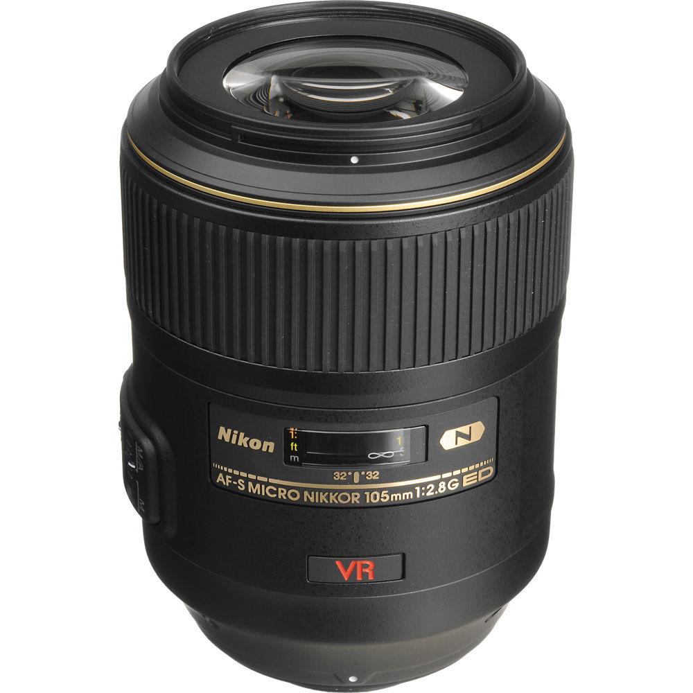 image of Nikon AF-S VR Micro-NIKKOR 105mm f/2.8G IF-ED