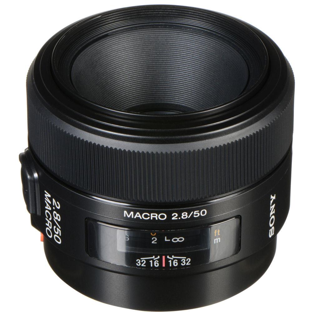 image of Sony FE 50mm f/2.8 Macro