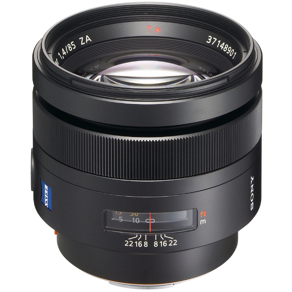 image of Sony FE 85mm f/1.4 GM