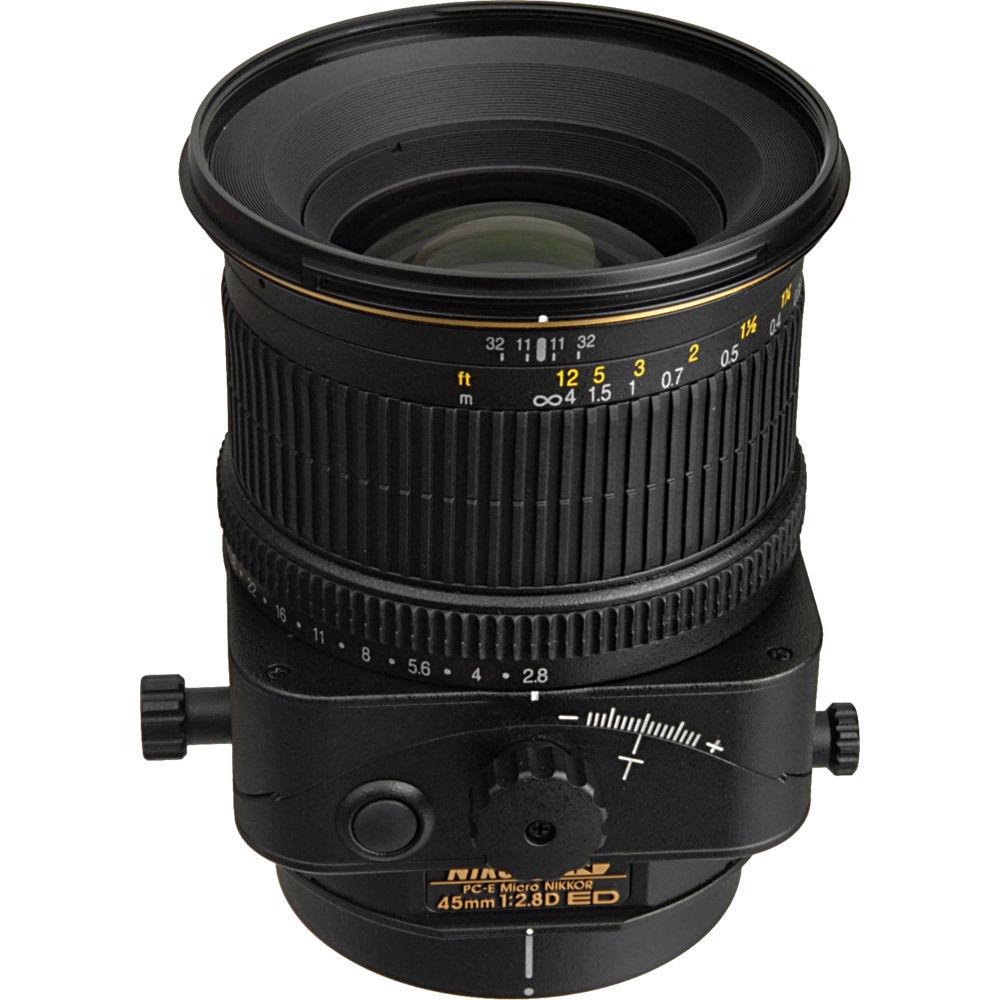 image of Nikon PC-E Micro-Nikkor 45mm f/2.8D ED