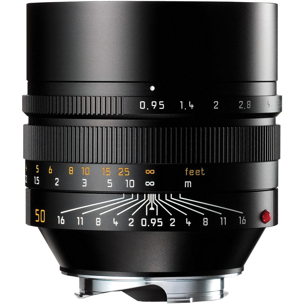 image of Leica 50mm f/0.95 Noctilux-M ASPH