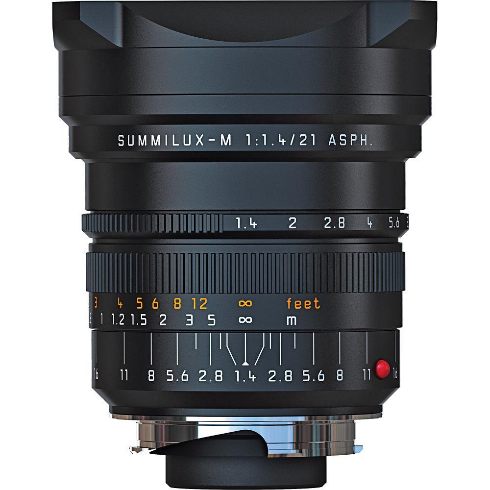 image of Leica 21mm f/1.4 Summilux-M ASPH