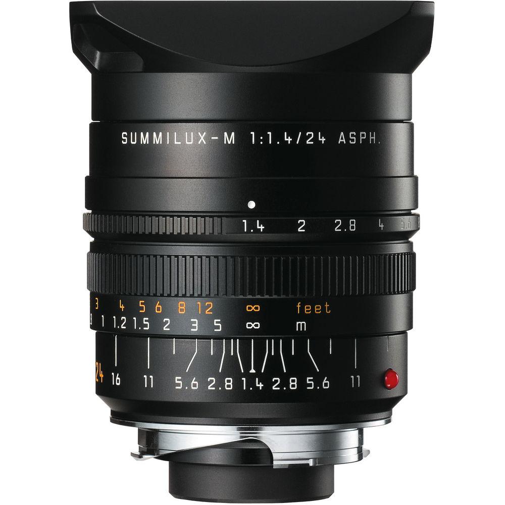image of Leica 24mm f/1.4 Summilux-M ASPH