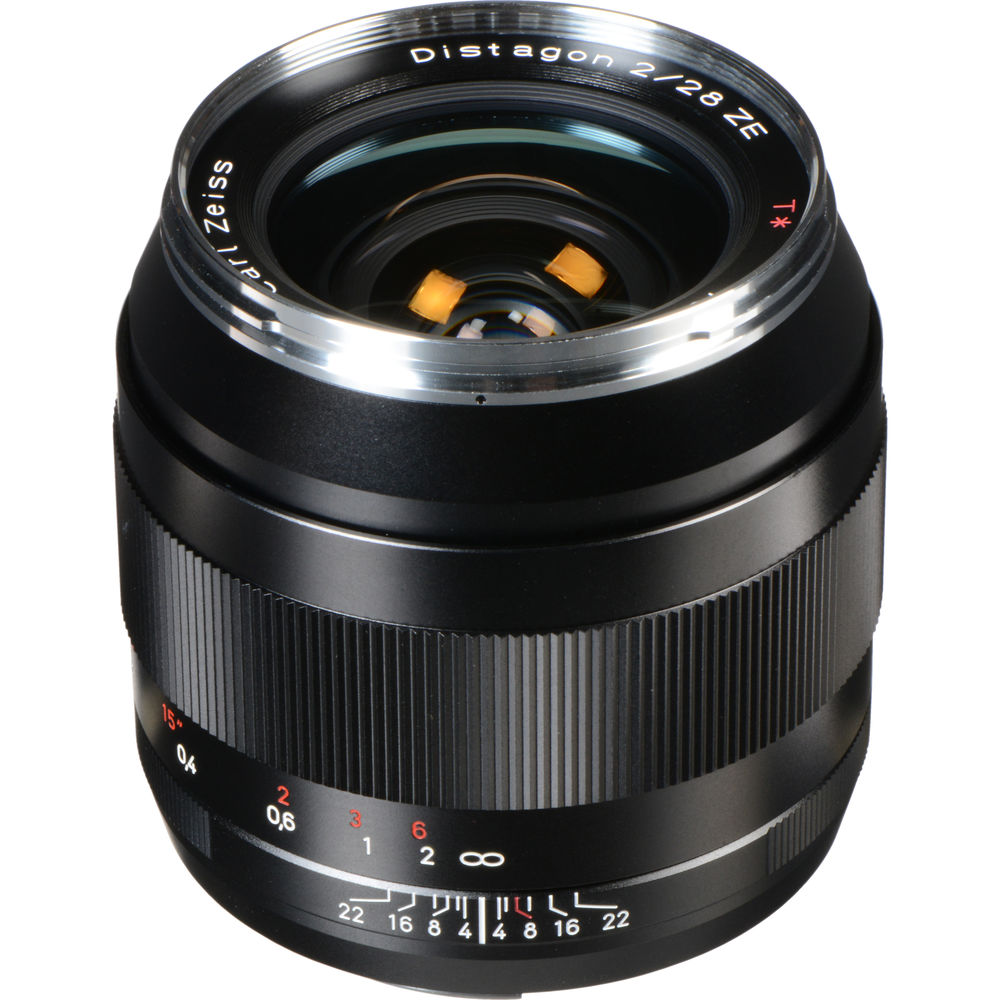 image of Zeiss 28mm f/2 Distagon