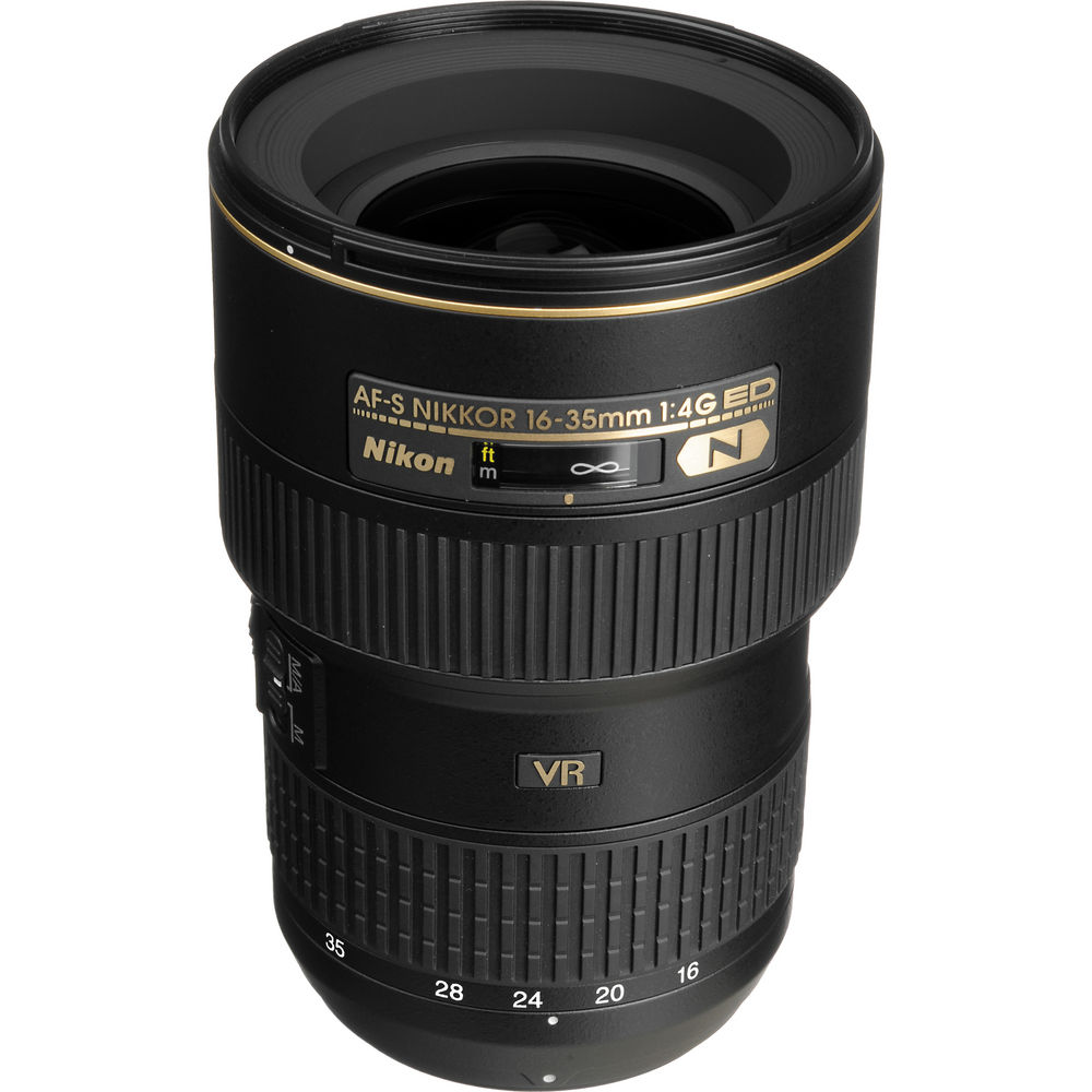 image of Nikon AF-S 16-35mm f/4 VR