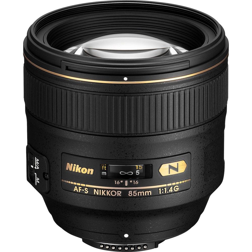 image of Nikon AF-S 85mm f/1.4G