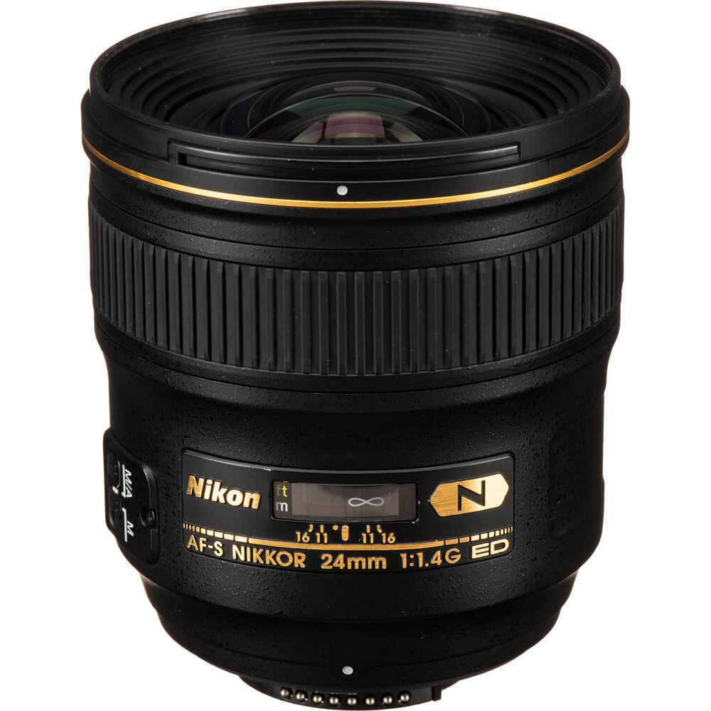 image of Nikon AF-S 24mm f/1.4G