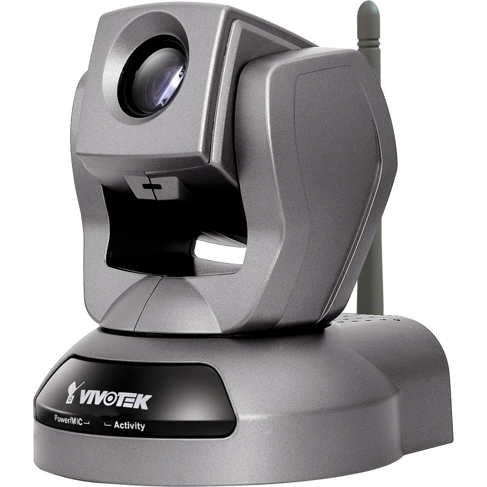 vivotek pz7112 ptz wireless network camera wlan pz7112 b h. Black Bedroom Furniture Sets. Home Design Ideas