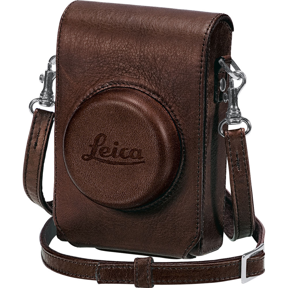 Leica Leather Case for Leica D-LUX 5 Digital Camera 18723 B&H