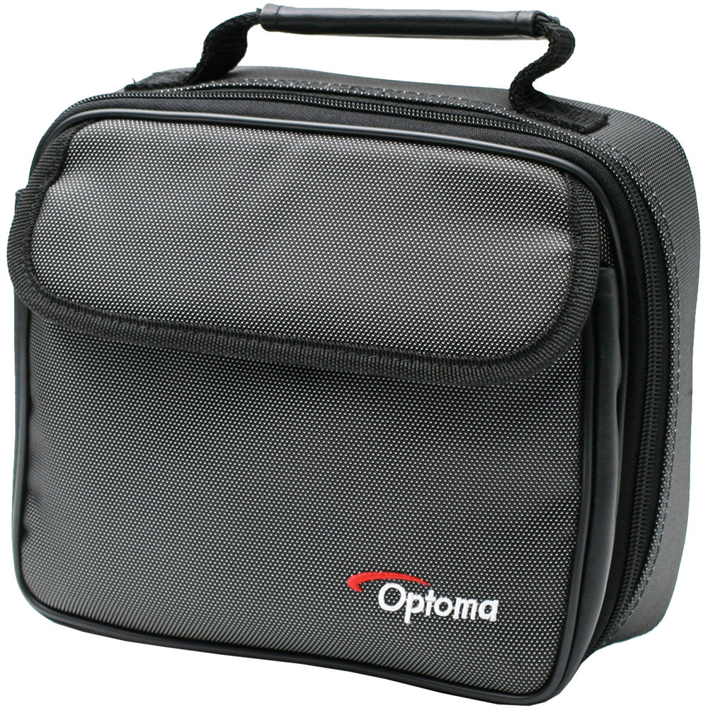 Optoma technology carrying case for the ml500 500 bk ml50s b h for Pocket projector case