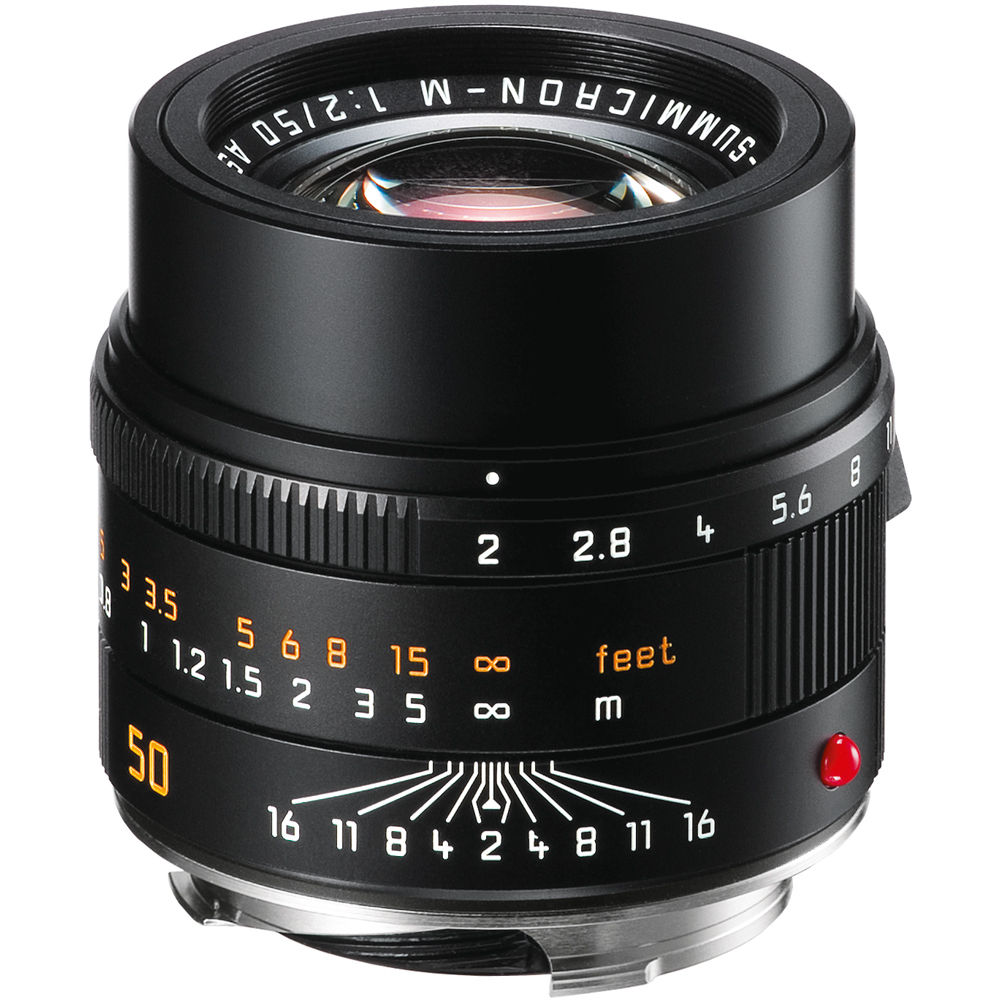 image of Leica 50mm f/2 APO-Summicron-M ASPH