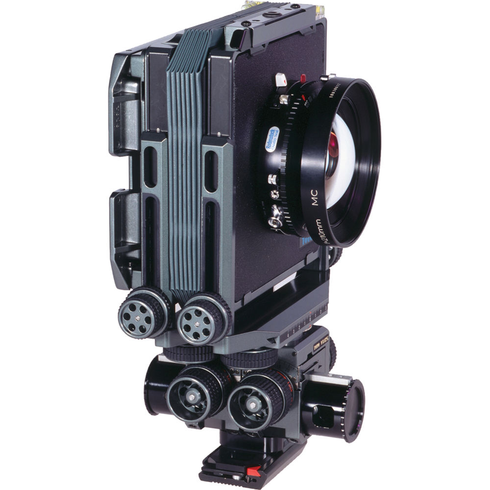 Toyo-View 4x5 VX125 Camera (Jade Green) 180-125 B&H Photo ...