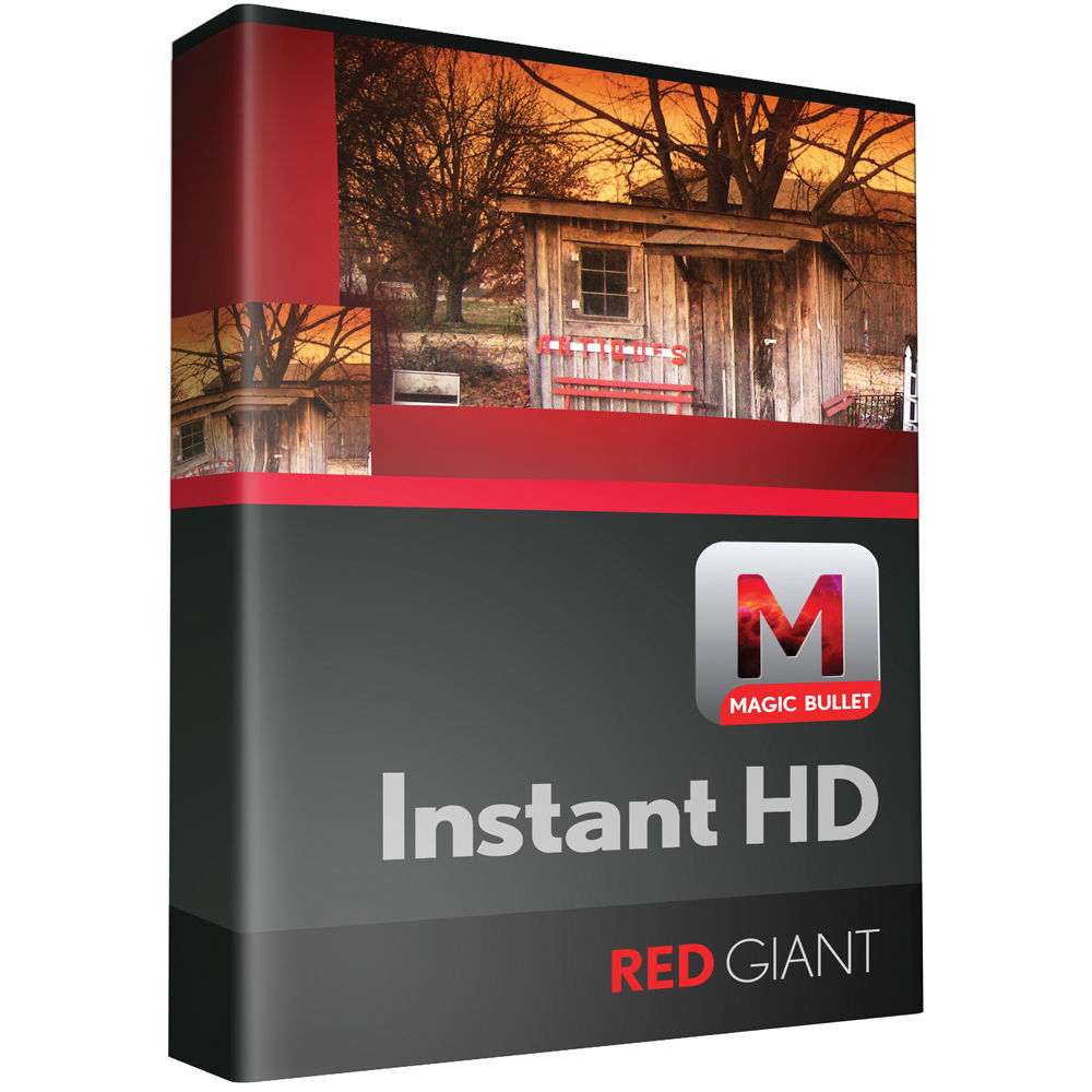 Red Giant Magic Bullet Instant HD 1.2 MBT-INSTANT-A B&H Photo
