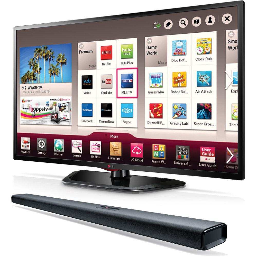 "LG 55"" LN5790 Full HD 1080p LED Smart TV & 55LN5790 B&H"